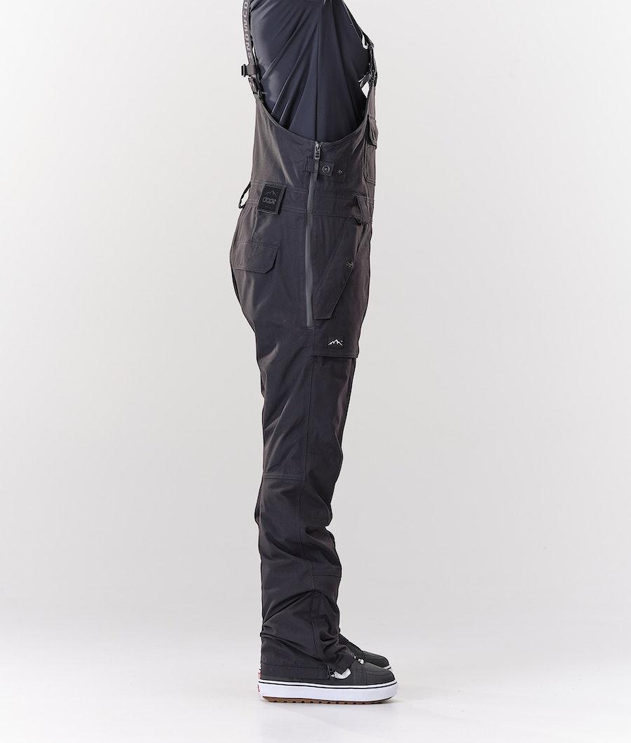 Dope Notorious B.I.B W Women's Snowboard Pants Black