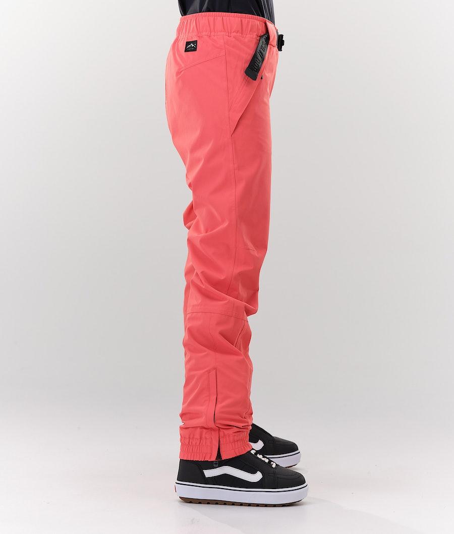 Dope Blizzard W Women's Snowboard Pants Coral