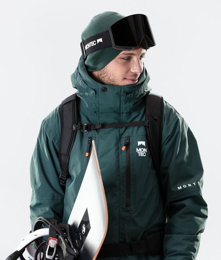 Montec Fawk Snowboard Jacket Dark Atlantic