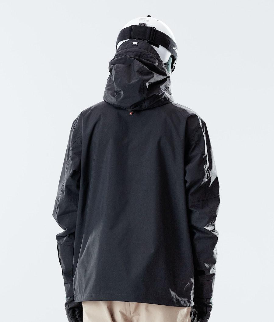 Montec Typhoon Ski Jacket Black