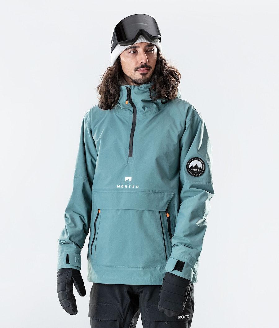 Typhoon Ski Jacket Men Atlantic