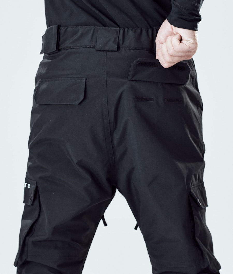 Montec Doom Ski Pants Black