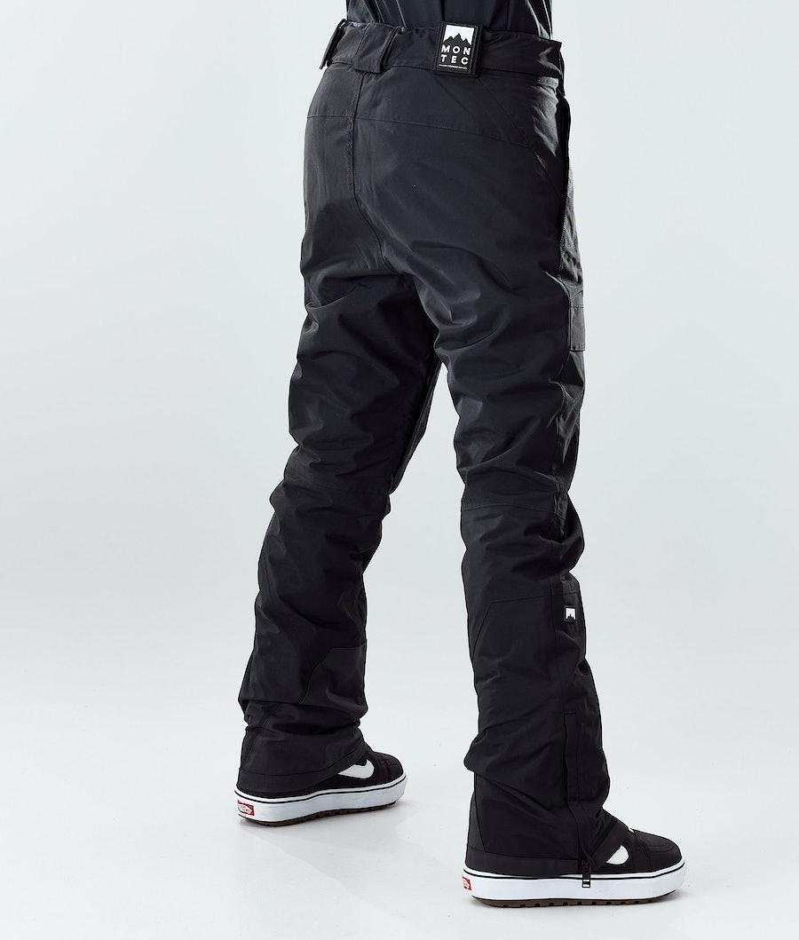 Montec Dune W Women's Snowboard Pants Black