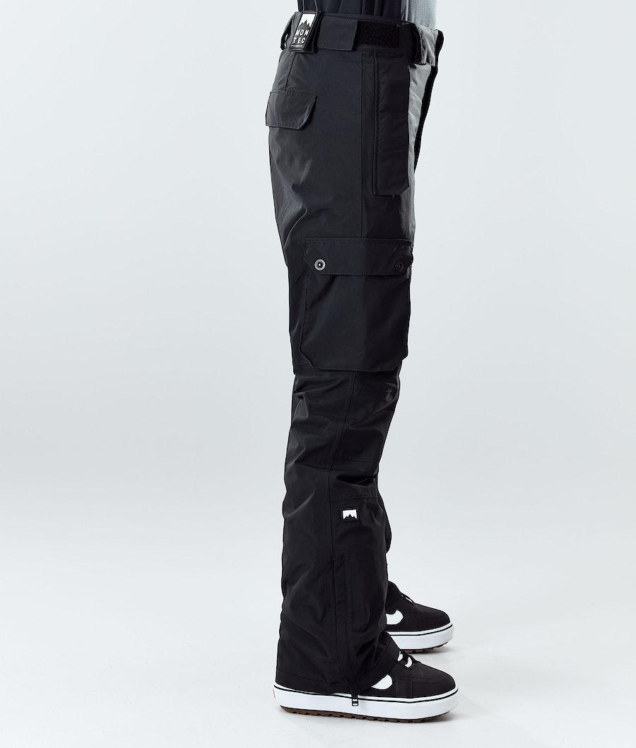 Montec Doom W Women's Snowboard Pants Black
