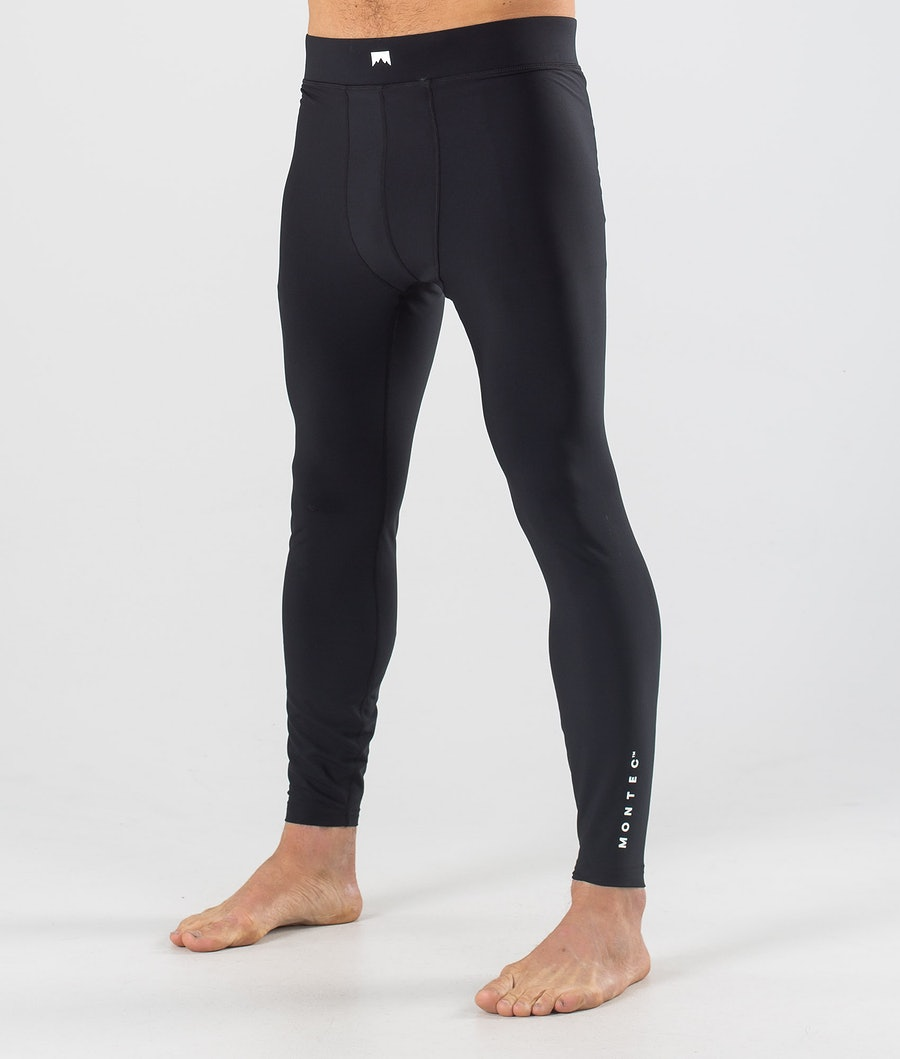 Montec Zulu Base Layer Pant Black