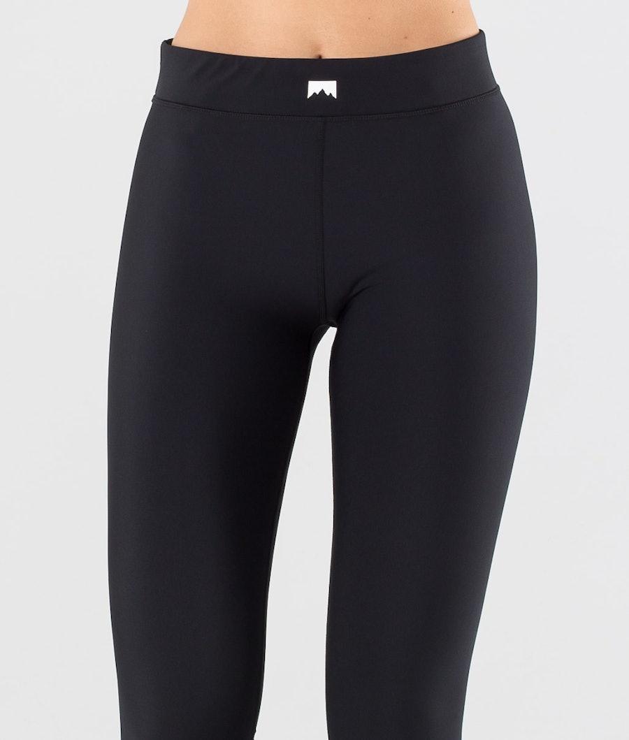 Montec Zulu W Women's Base Layer Pant Black