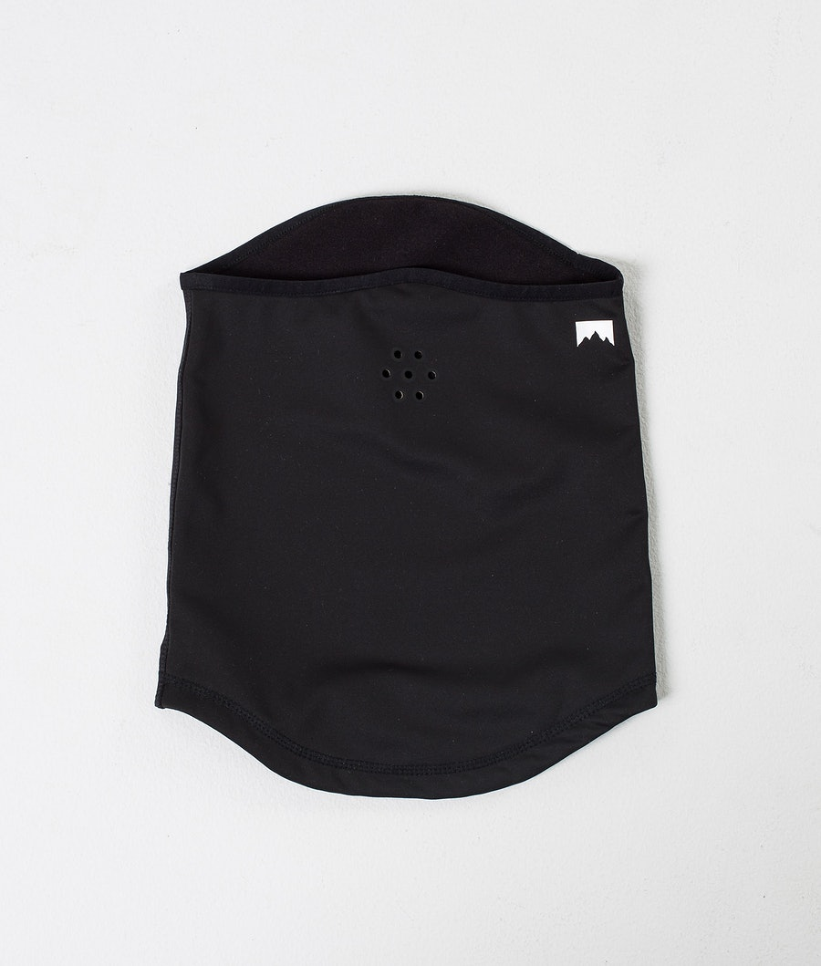 Montec Ice Tube Facemask Black