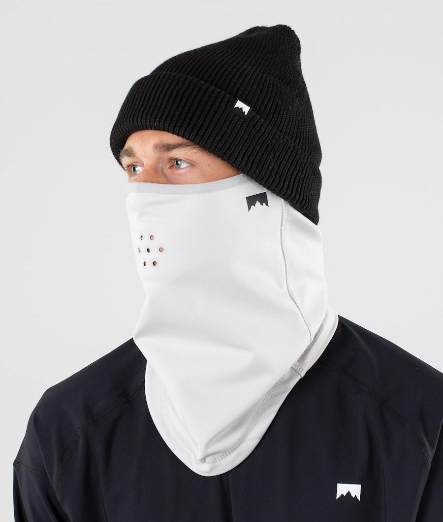 Montec Ice Tube Facemask Light Grey