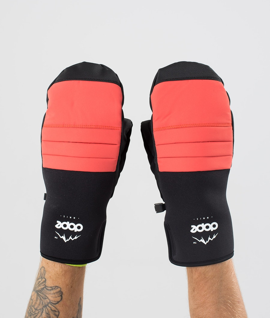 Dope Ace Mitt Muffole Coral