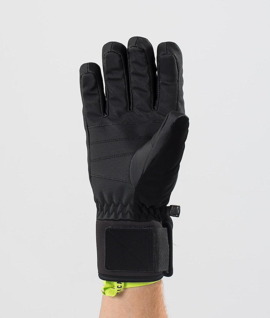 Dope Ace Glove Skihansker Gold