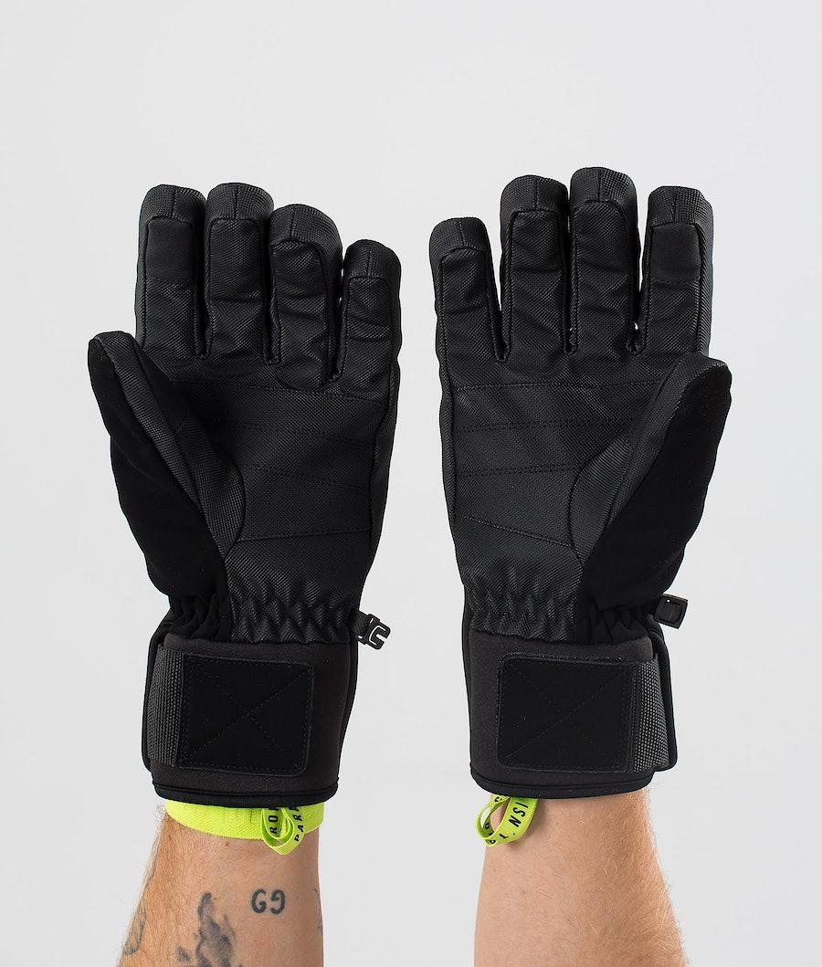 Dope Ace Glove Ski Gloves Blue Steel