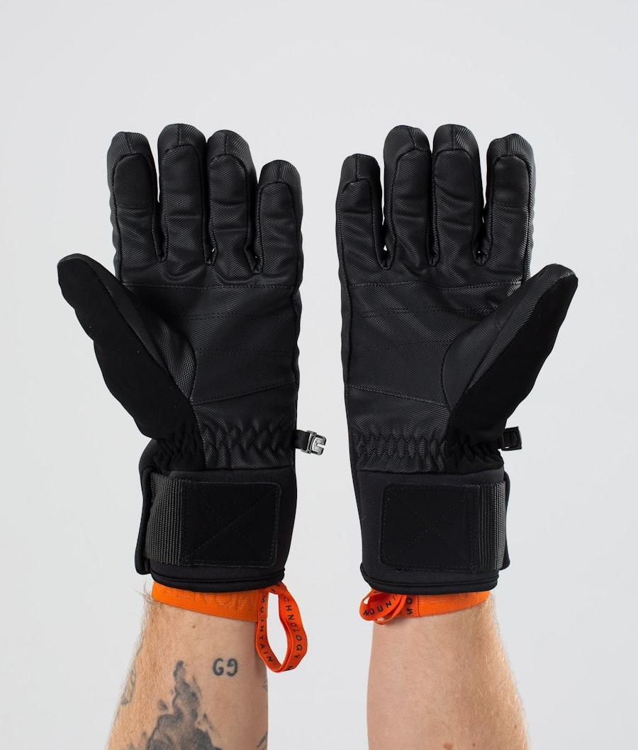 Montec Kilo Glove Guanti da Neve Gold