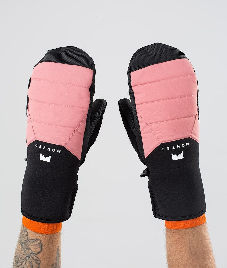 Montec Kilo Mitt Muffole Pink