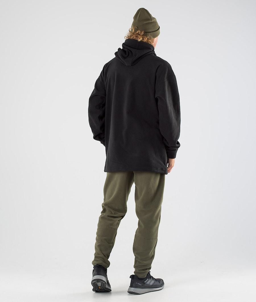 Dope Cozy II Fleece Hoodie Black