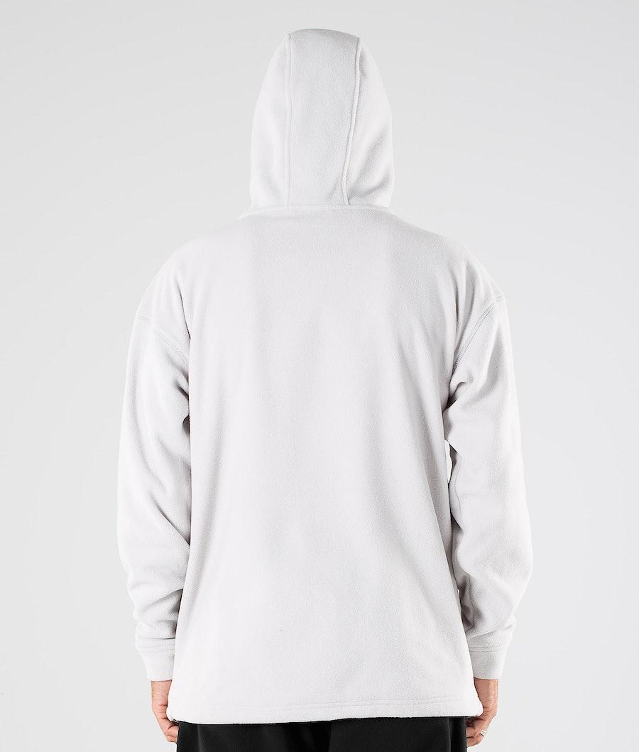 Dope Cozy II Fleece Hoodie Light Grey