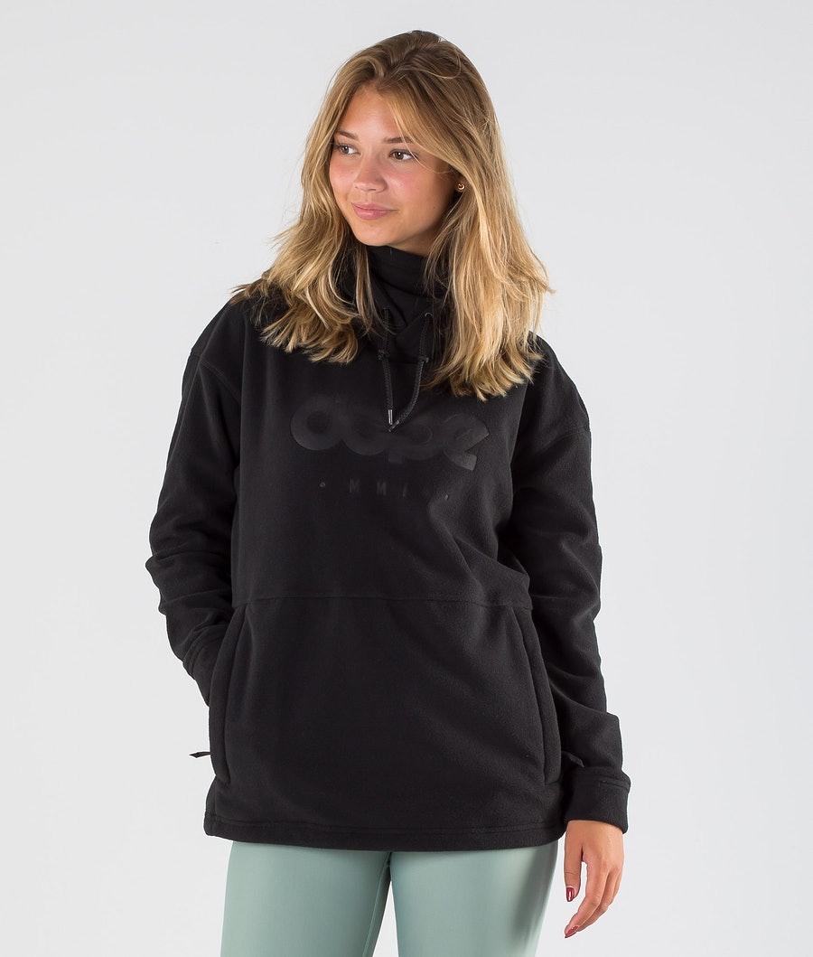 Cozy II W Fleece Hoodie Women Black