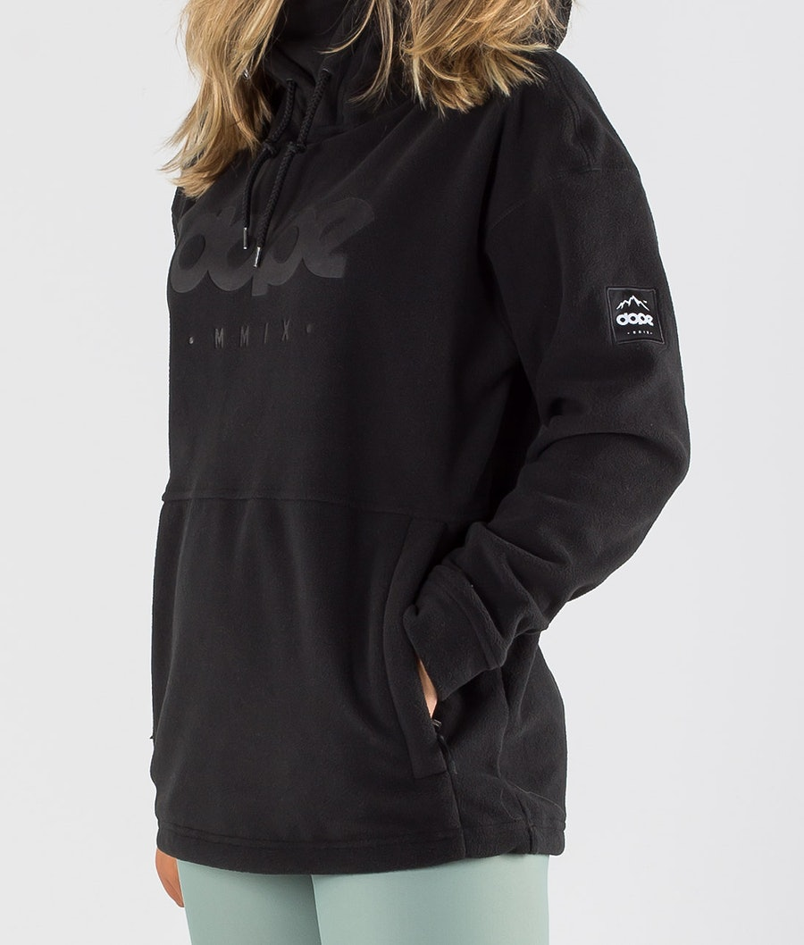 Dope Cozy II W Women's Fleece Hoodie Black
