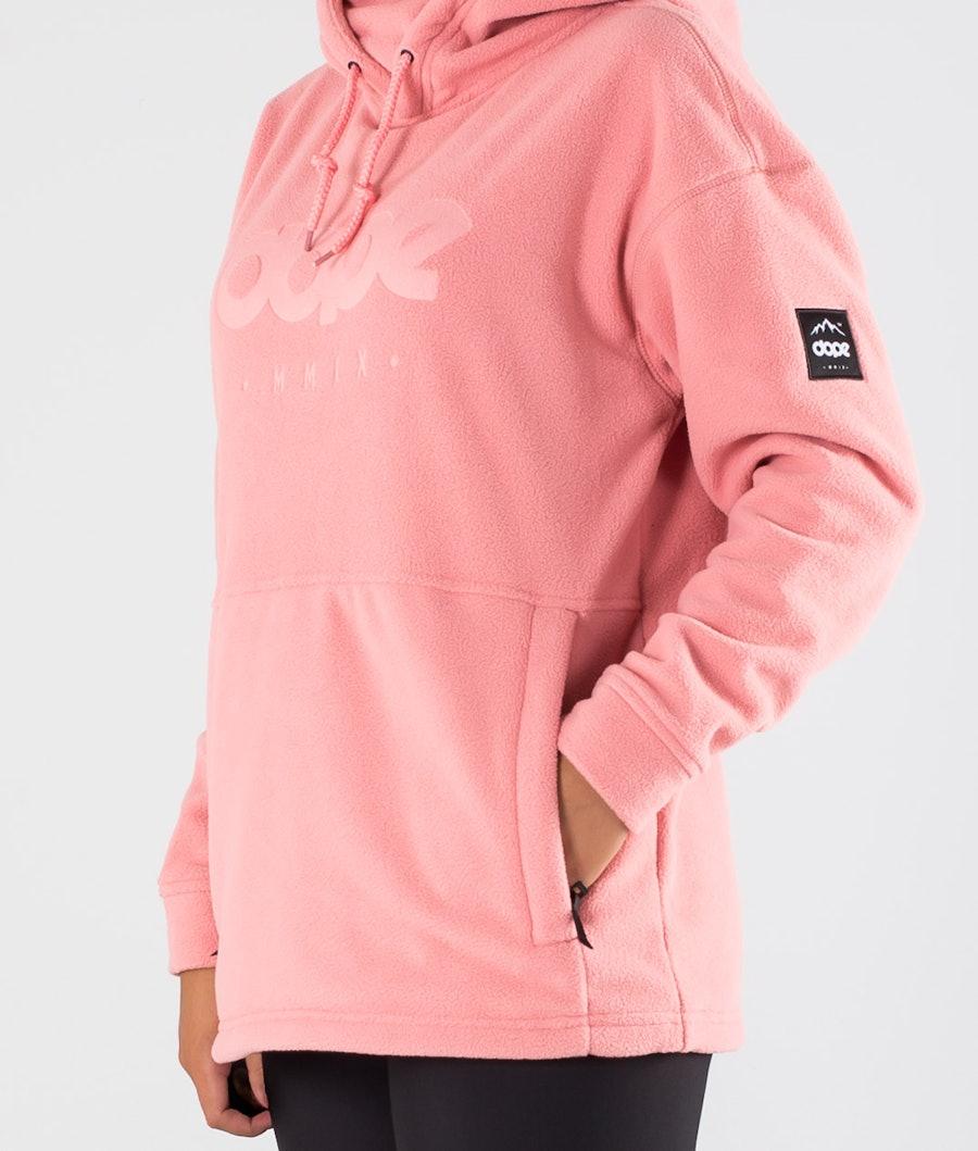 Dope Cozy II W Women's Fleece Hoodie Pink
