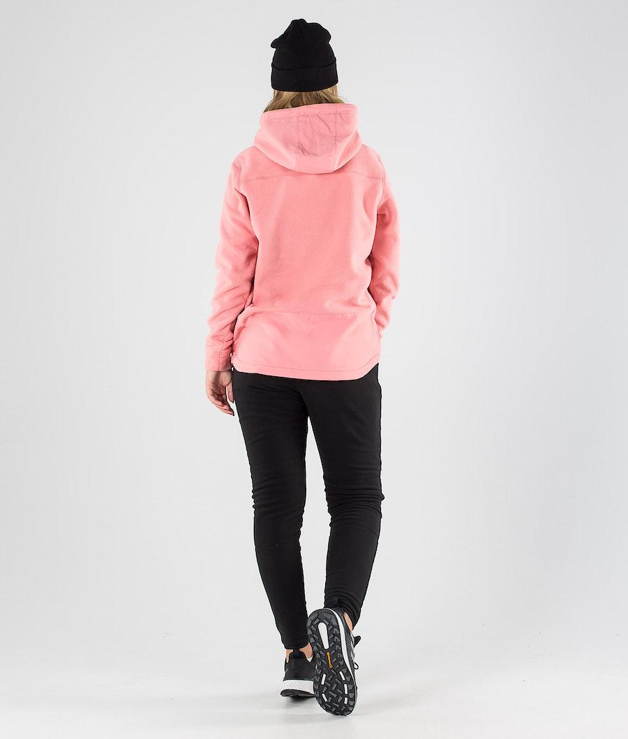 Dope Loyd PO W Women's Fleece Hood Pink