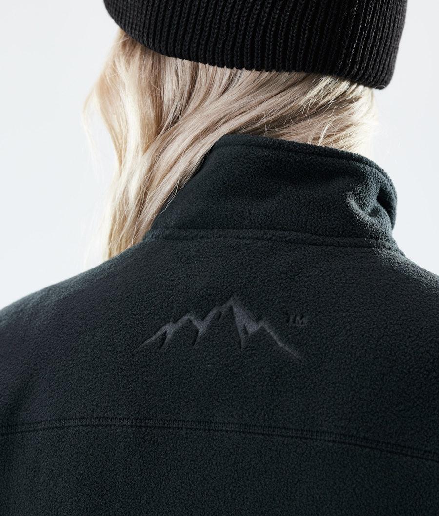 Dope Loyd W Women's Fleece Sweater Black