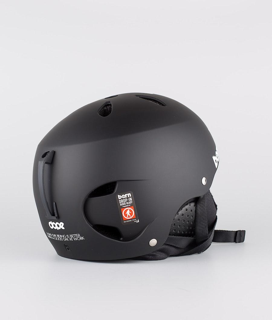 Bern Brighton Eps Boa OG Ski Helmet Matt Black