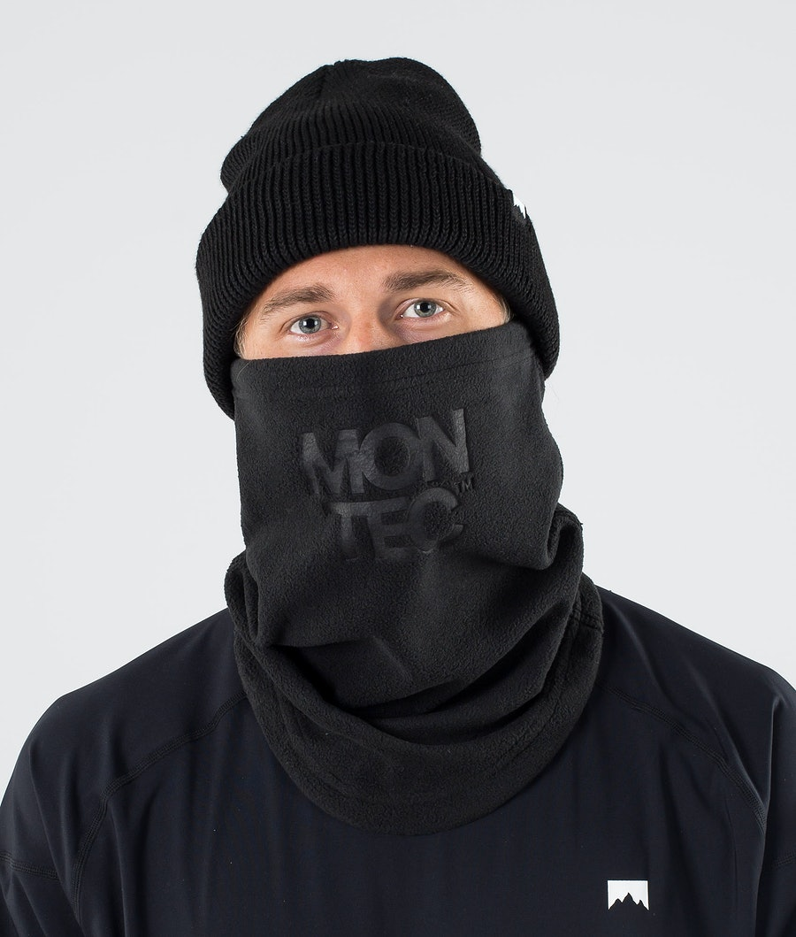 Echo Tube Facemask Men Black