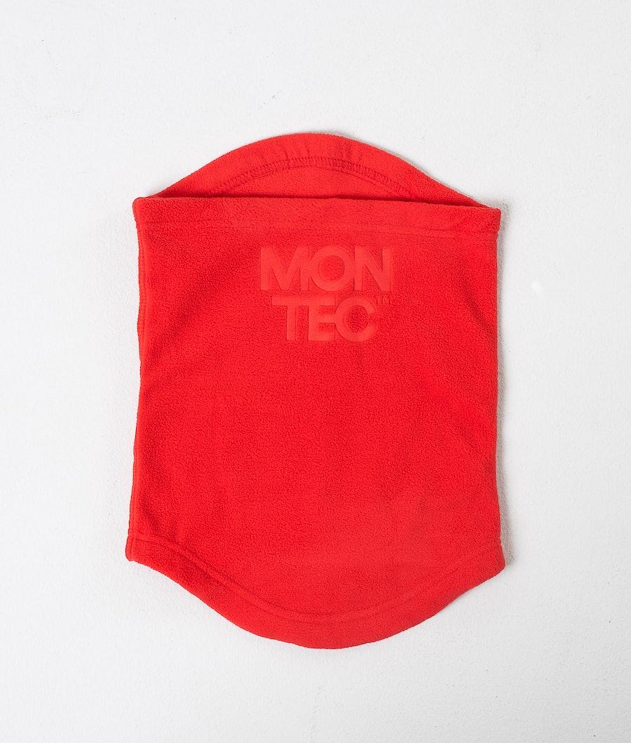 Montec Echo Tube Scaldacollo Red