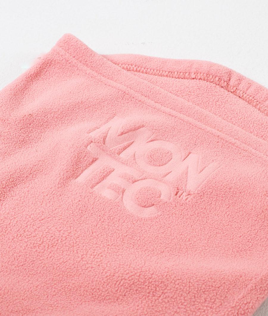 Montec Echo Tube Facemask Pink