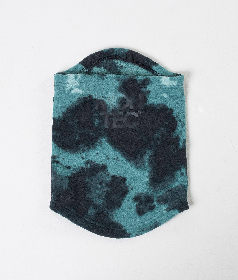 Montec Echo Tube Facemask Geen Tie dye