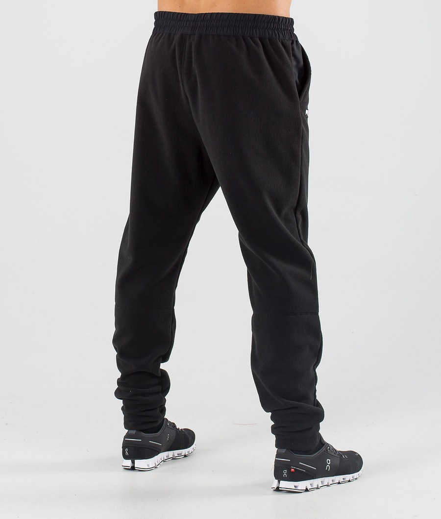 Montec Echo Fleece Pants Black