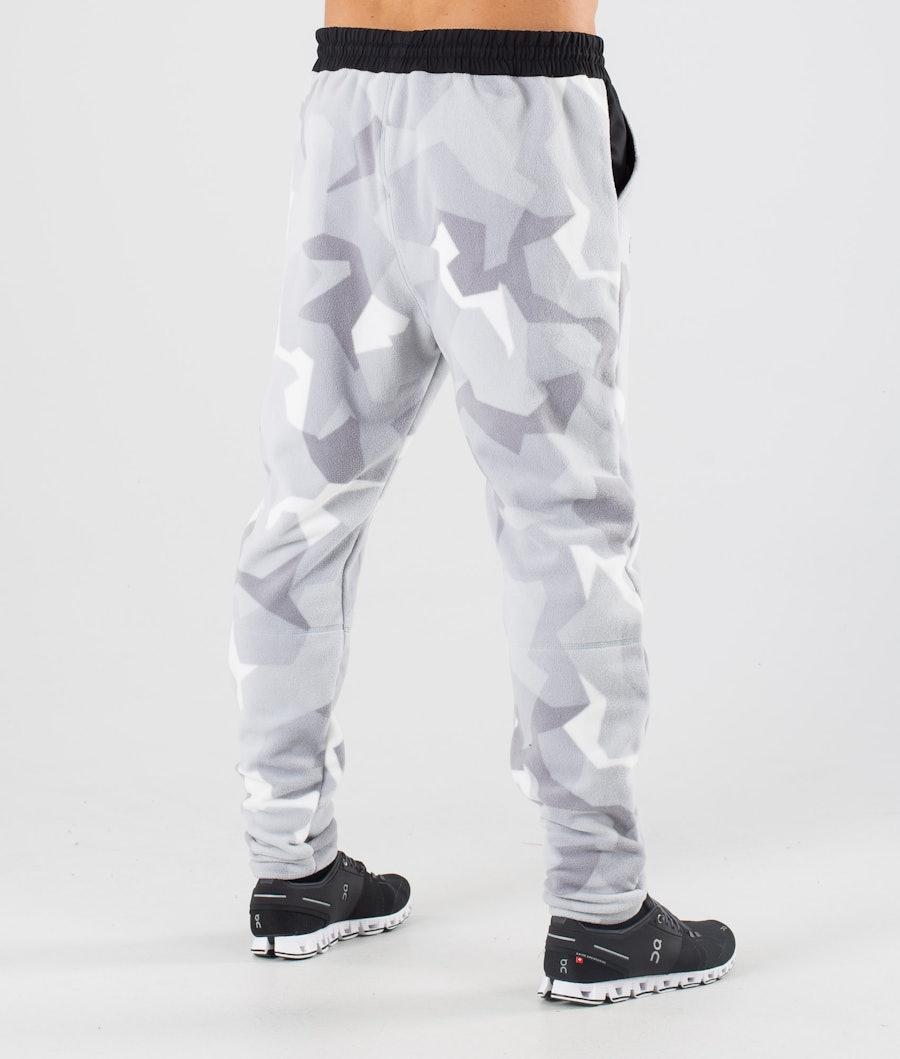 Montec Echo Fleece Pants Snow Camo