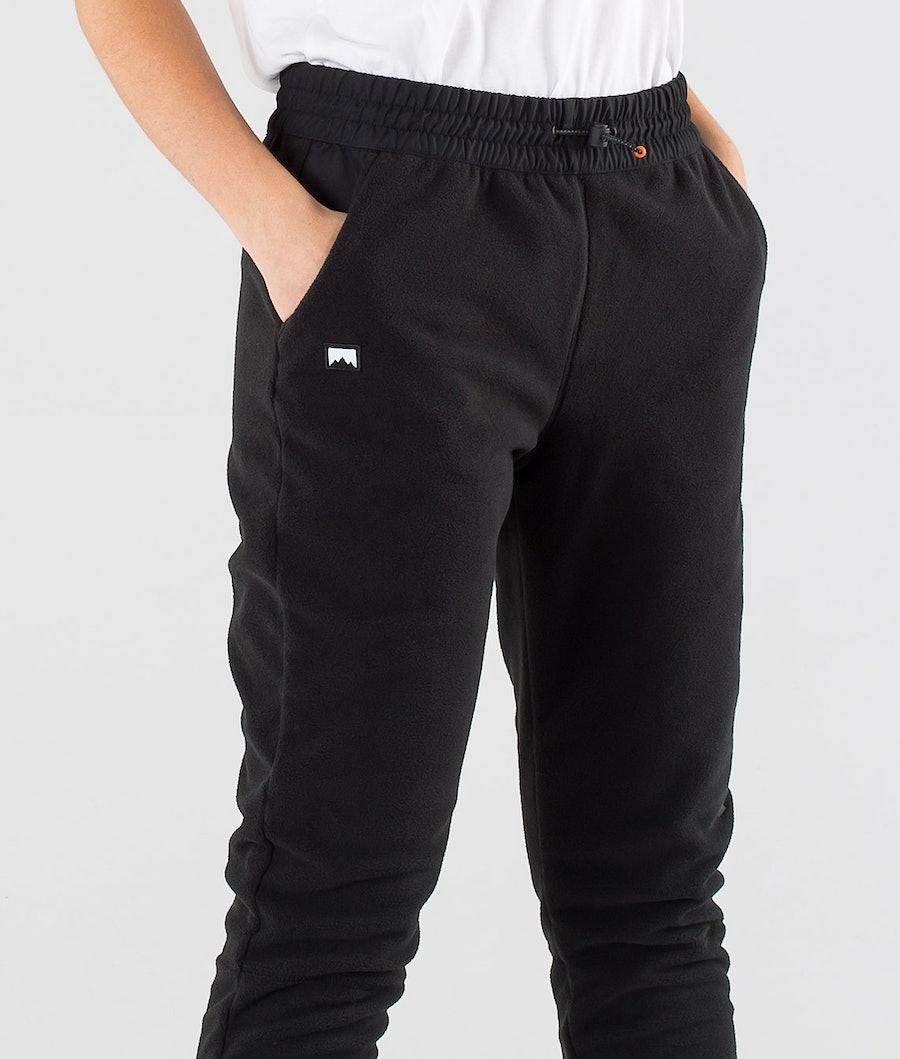 Montec Echo W Women's Fleece Pants Black