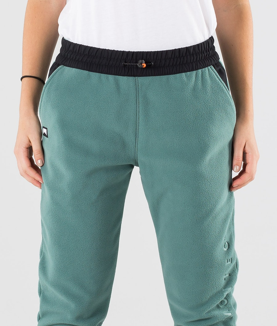 Montec Echo W Women's Fleece Pants Atlantic