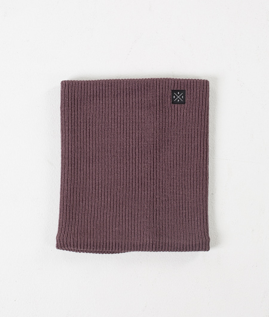 Dope 2X-UP Knitted Facemask Faded Grape