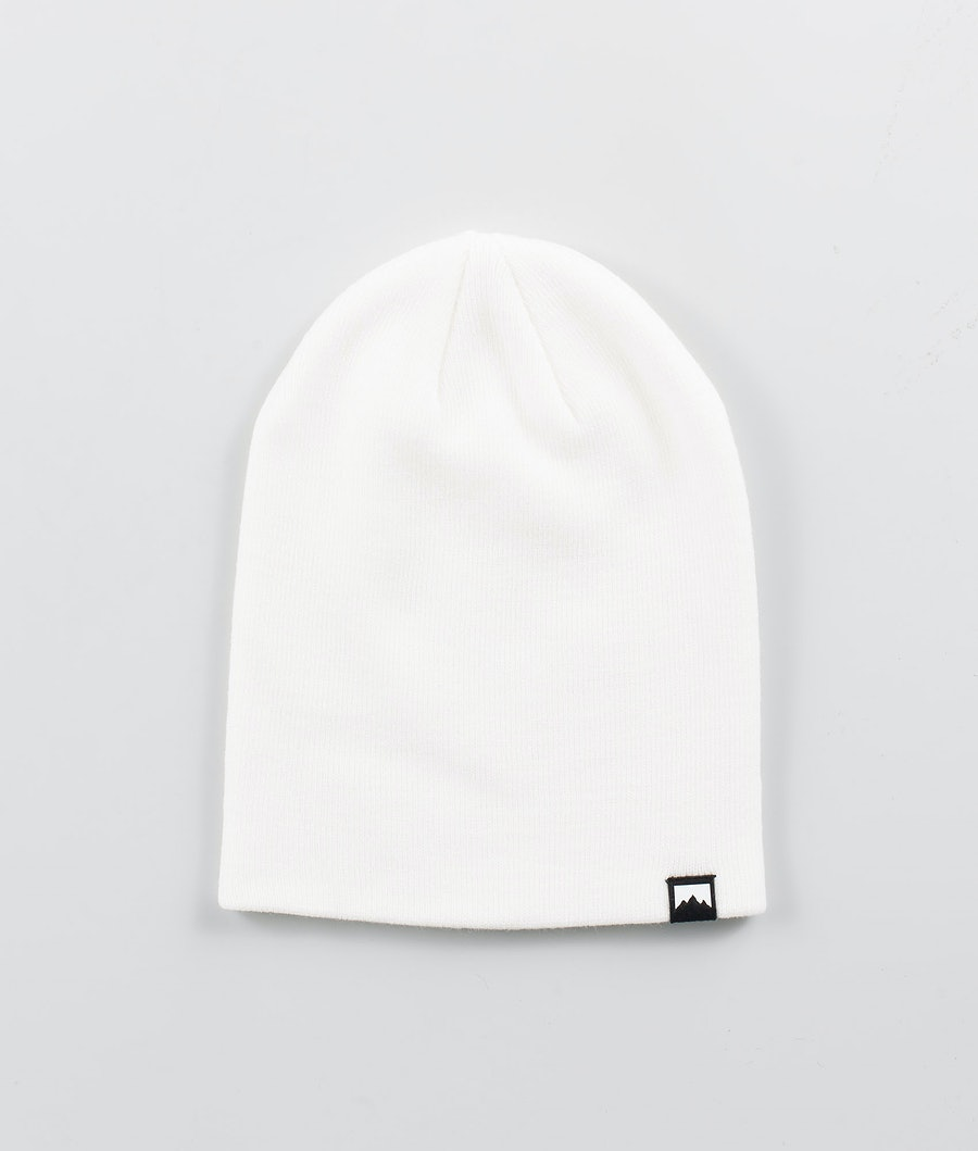Echo Beanie Men White
