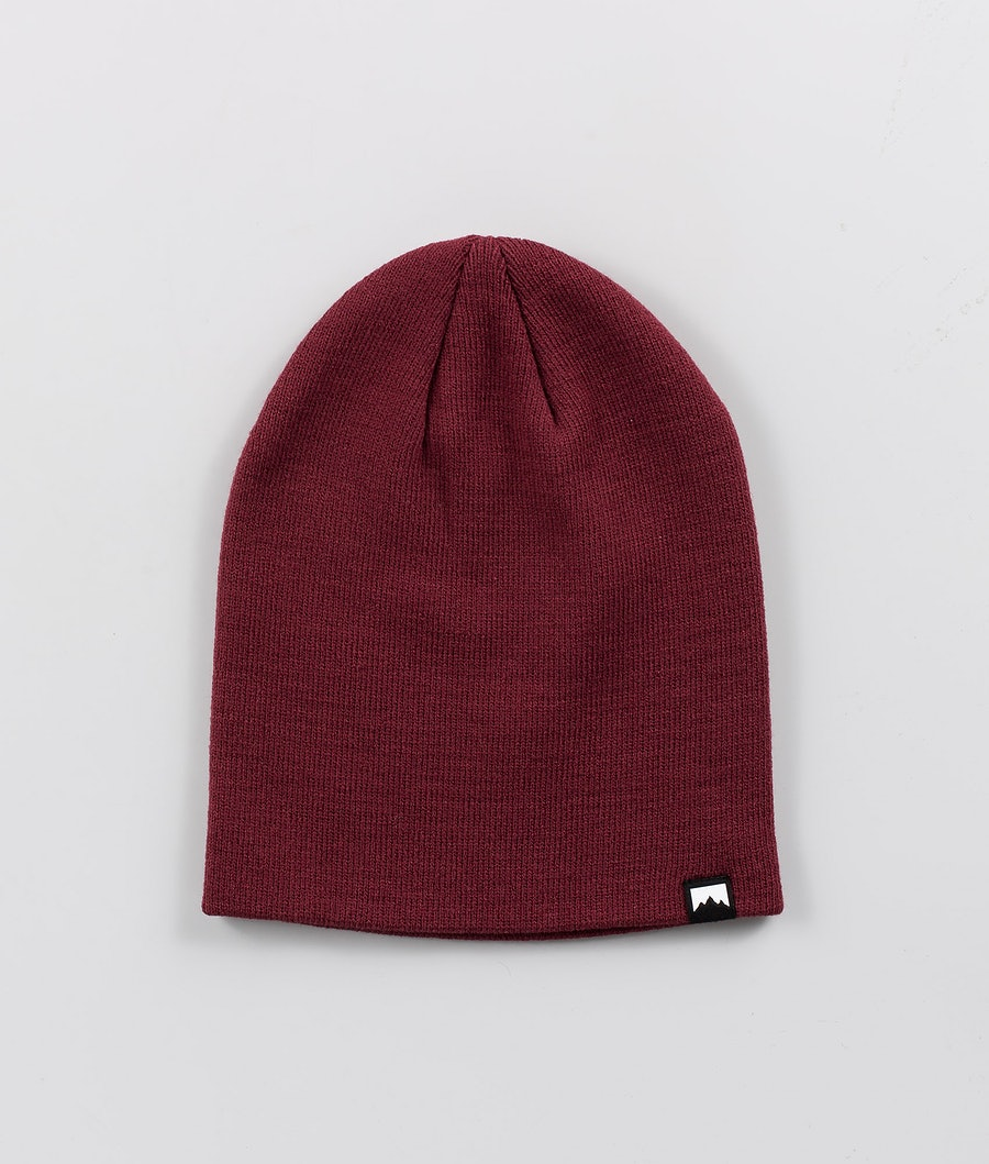 Echo Beanie Men Burgundy