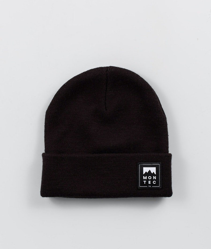 Kilo II Beanie Men Black