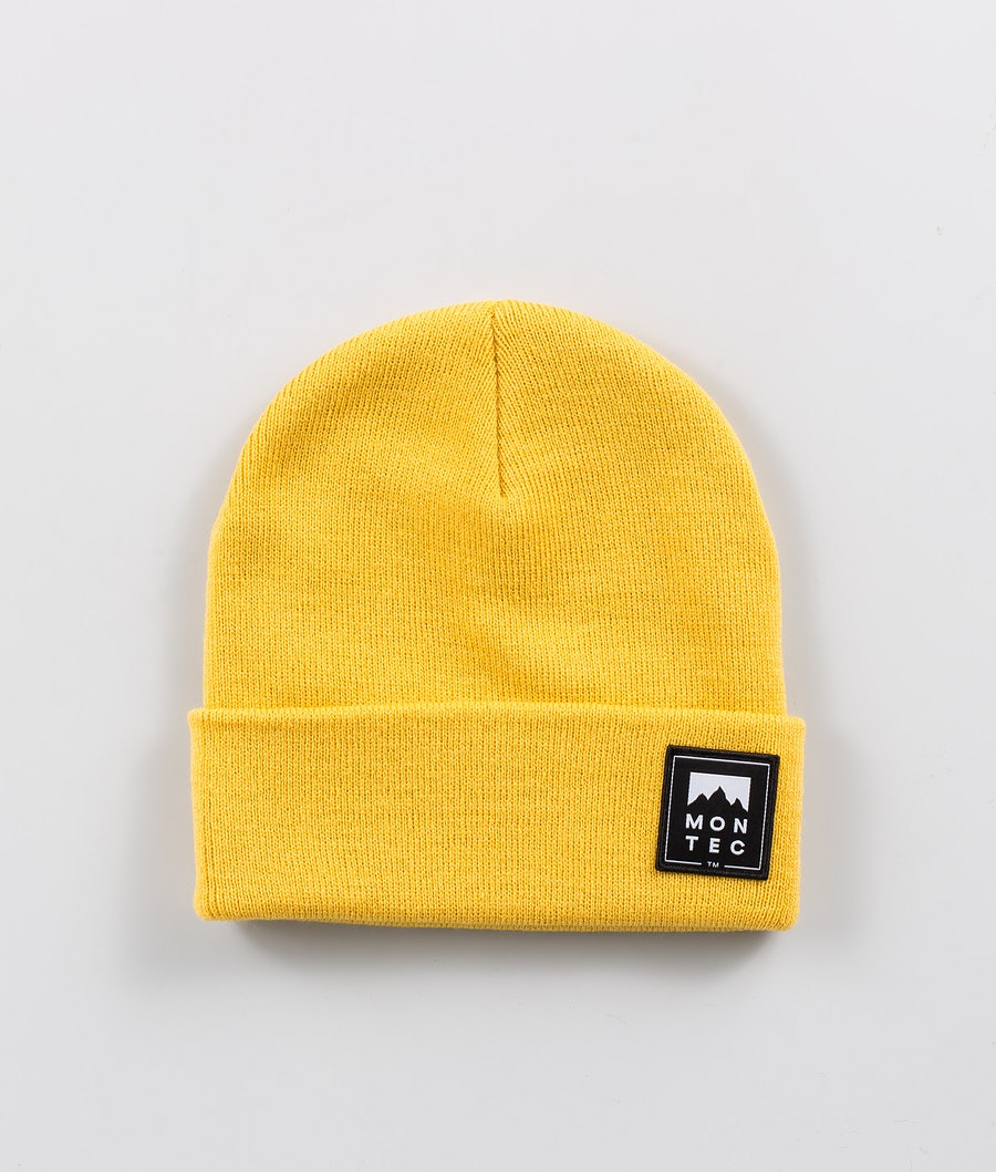 Kilo II Beanie Men Yellow
