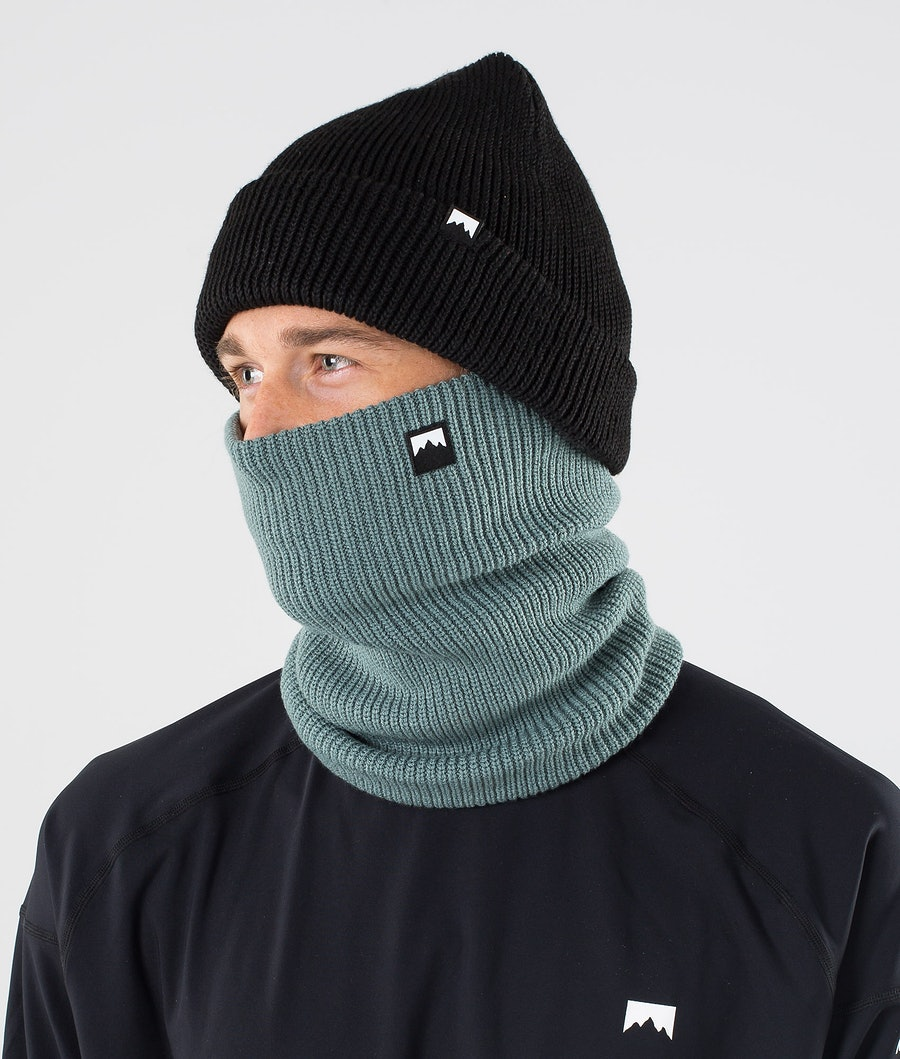 Classic Knitted Facemask Men Atlantic