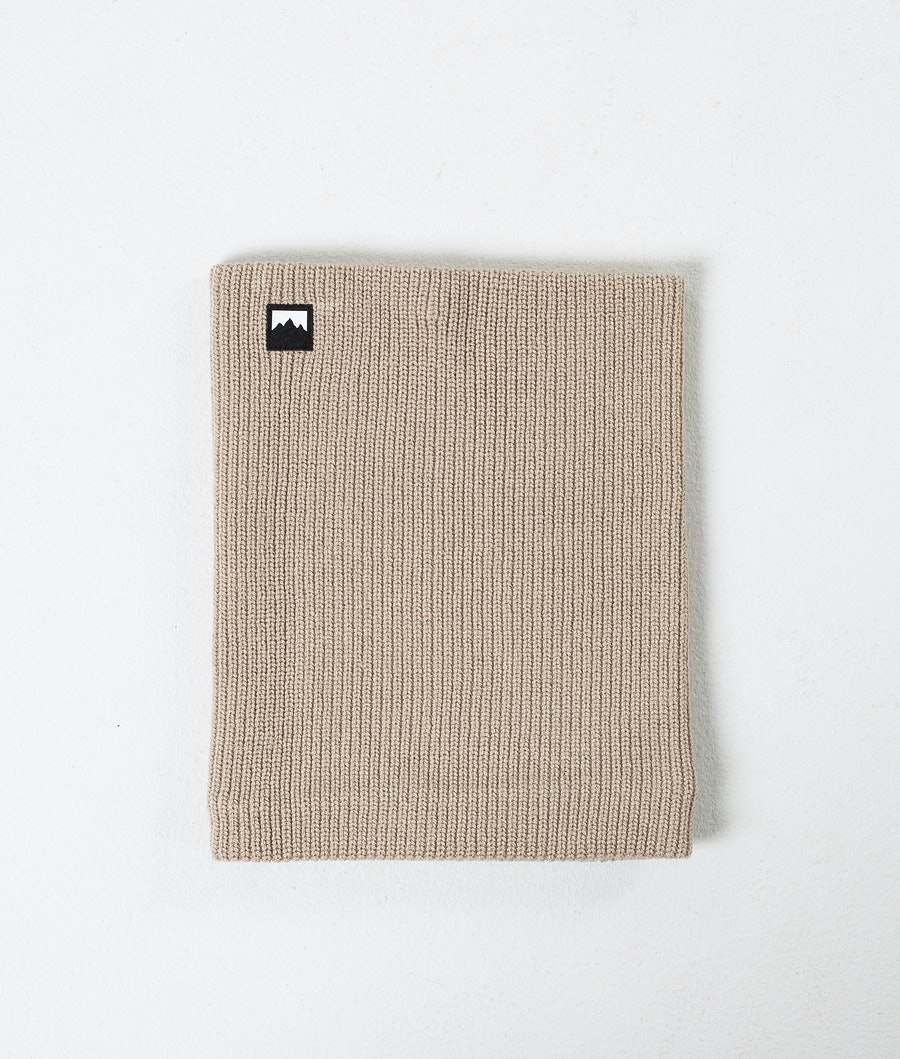 Montec Classic Knitted Facemask Sand