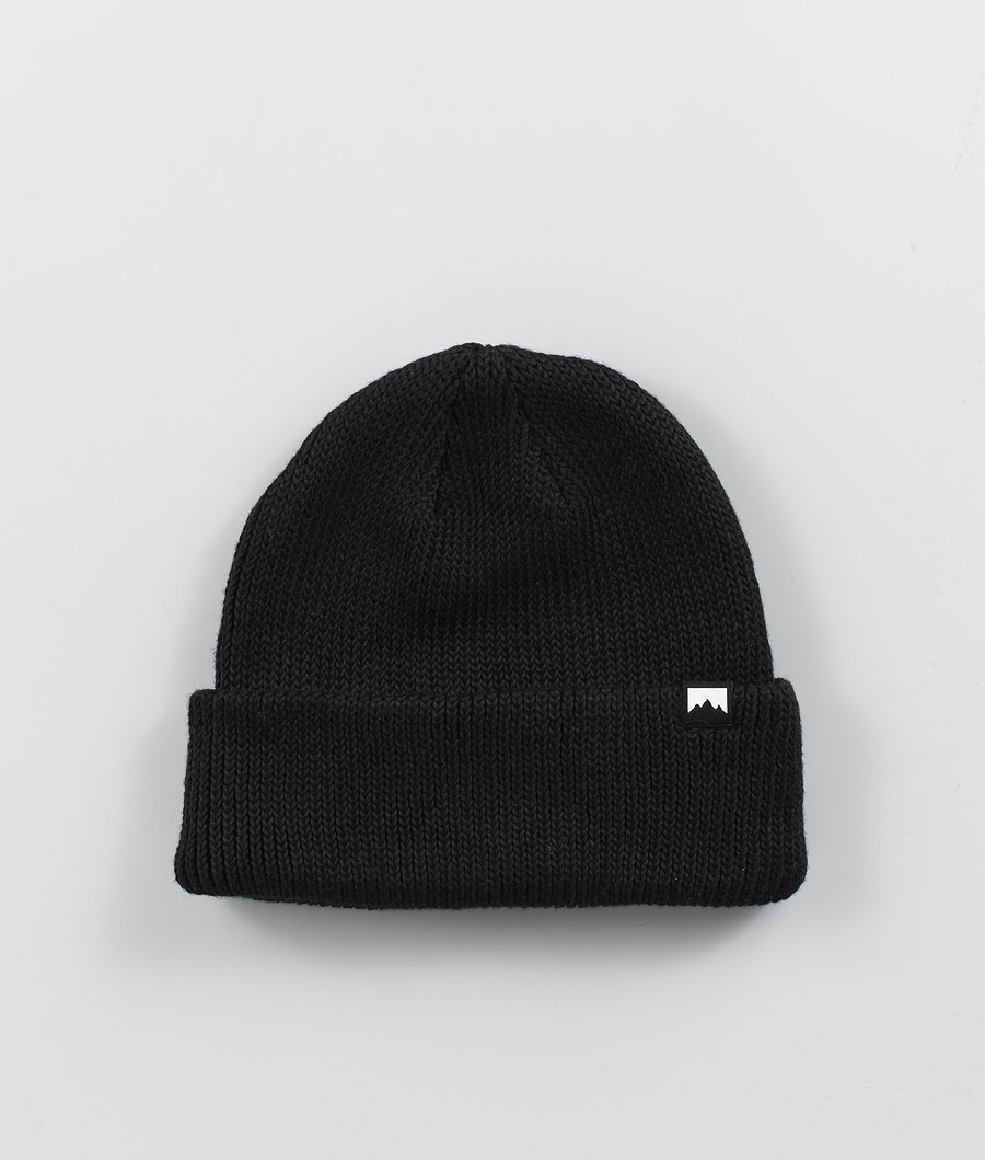 Ice Beanie Men Black