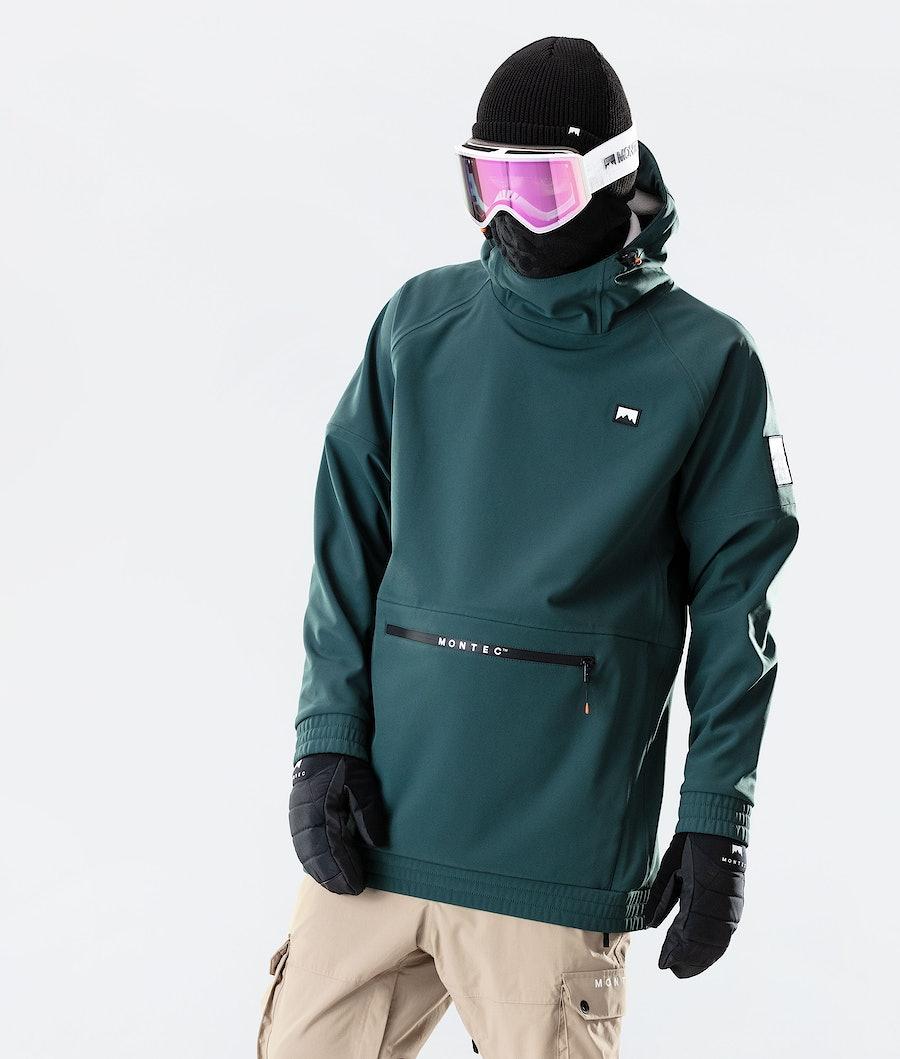 Tempest Ski Jacket Men Dark Atlantic