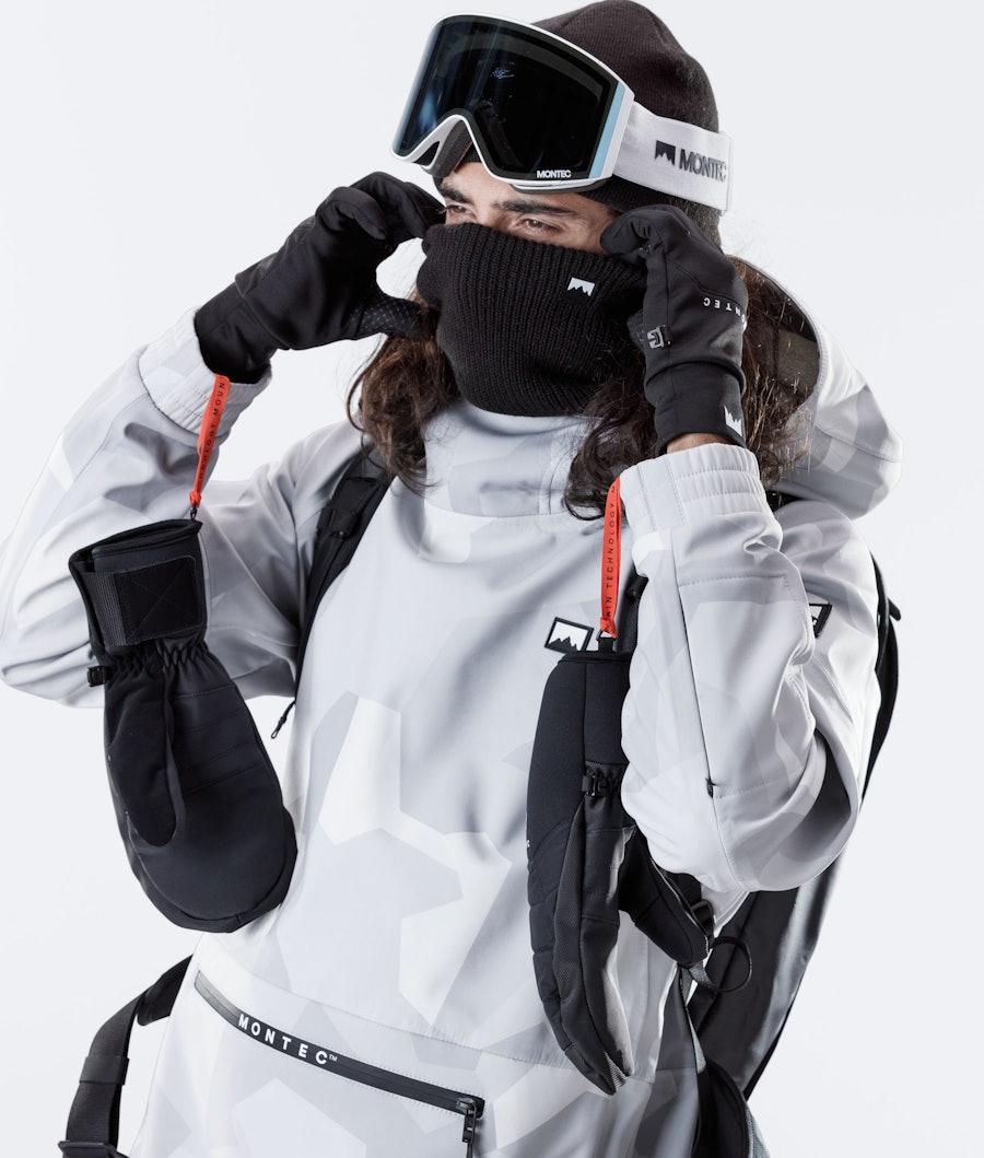 Montec Tempest Snowboard Jacket Snow Camo