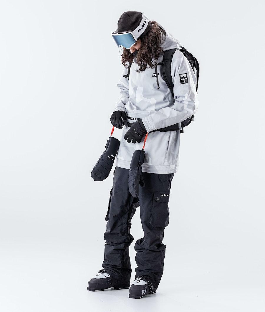 Montec Tempest Ski Jacket Snow Camo