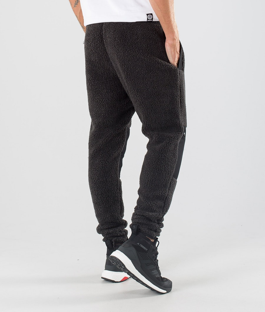 Dope Ollie Fleece Pants Phantom/Black