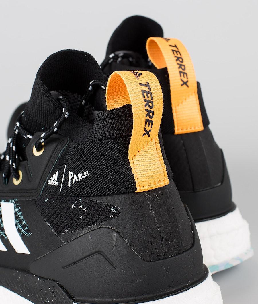 Adidas Terrex Terrex Free Hiker Parley Women's Shoes Core Black/Dgsogr/Real Gold