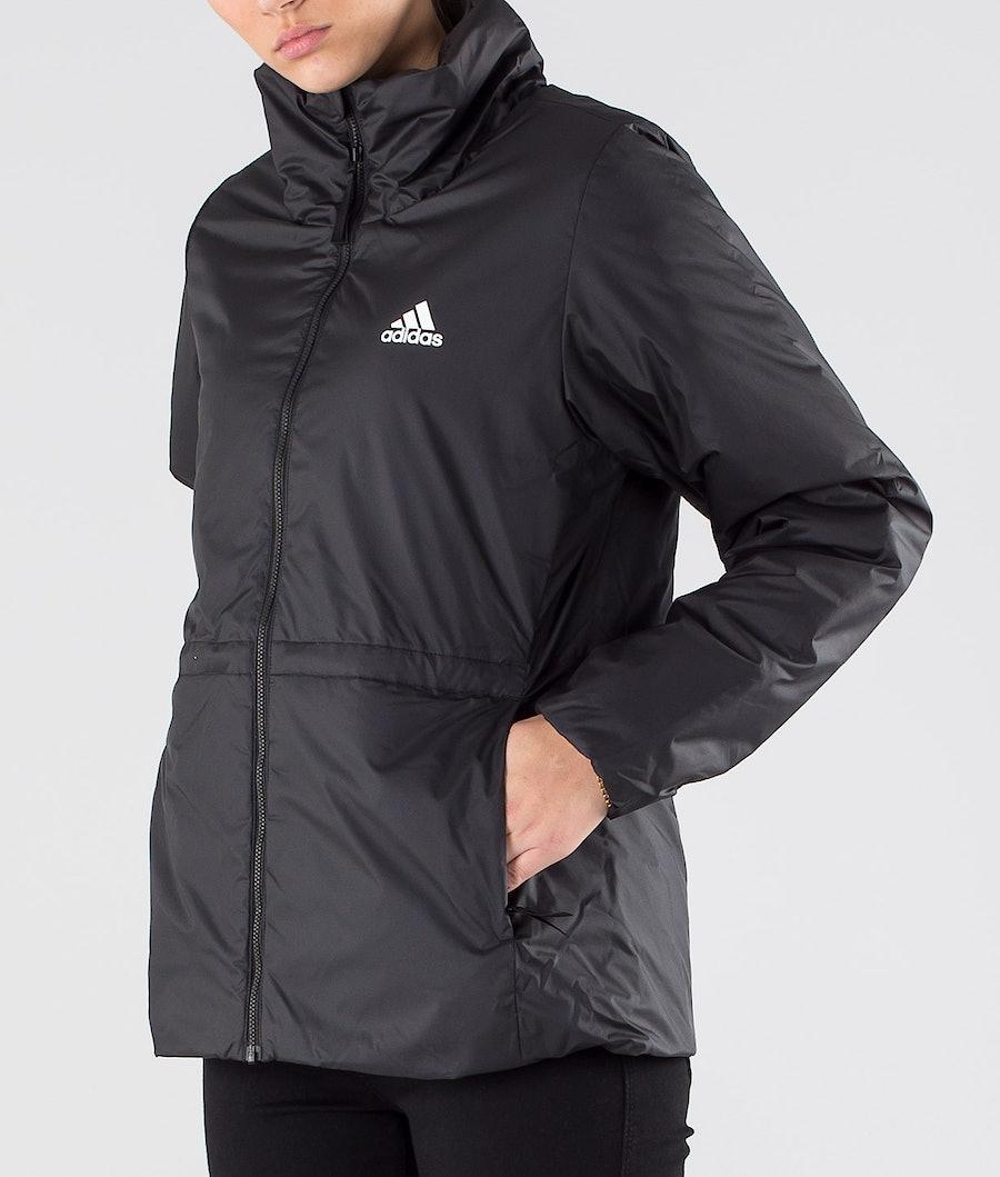 Adidas Terrex BSC Insulated Women's Outdoor Jacket Black