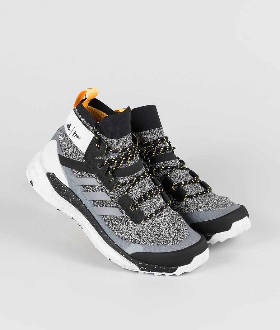 Adidas Terrex Terrex Free Hiker Parley Scarpe Donna Footware White/Crystal White/Solar Gold