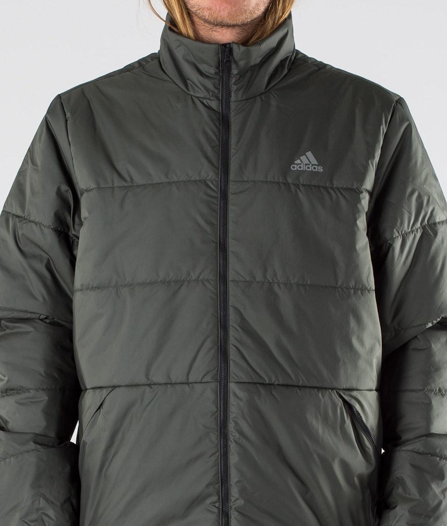 Adidas Terrex BSC 3 Stripes Insulated Jacket Legend Earth
