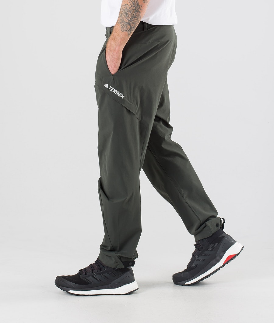 Adidas Terrex Hike Pants Legend Earth